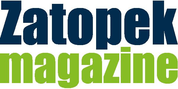 Logo Zatopek Magazine