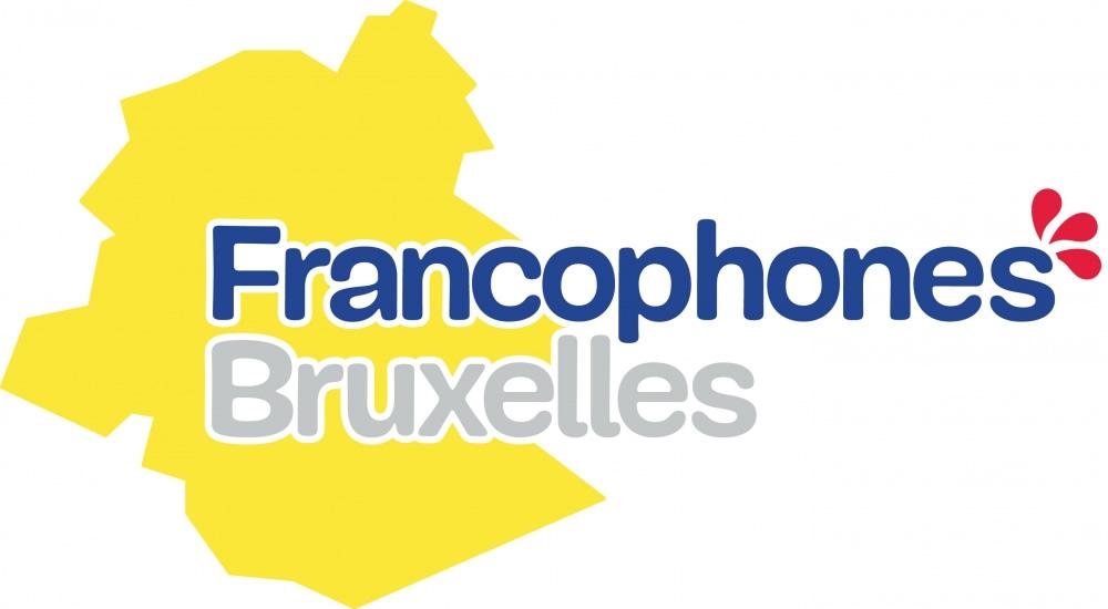 Logo Francophones Bruxelles