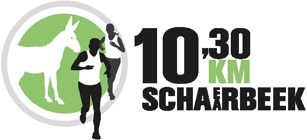 Logo 10,30km de Schaerbeek
