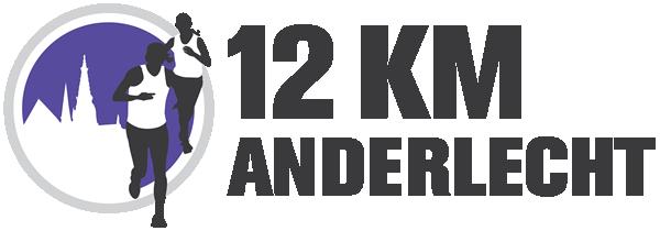 Logo 12km d'Anderlecht