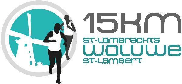 Logo 15km Woluwe-Saint-Lambert