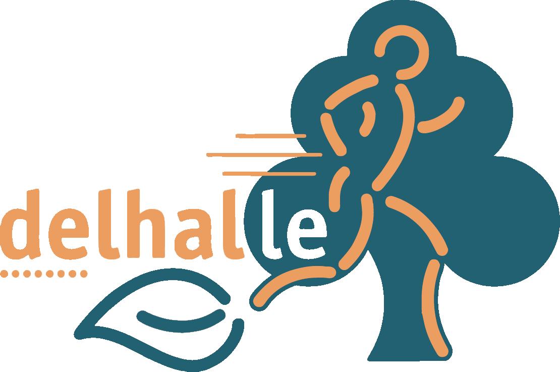 logo Delhalle