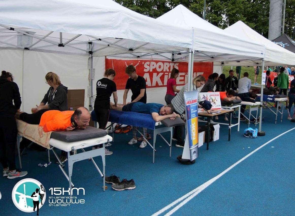 15km woluwe - massage