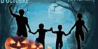 Jogging nocturne d'Halloween