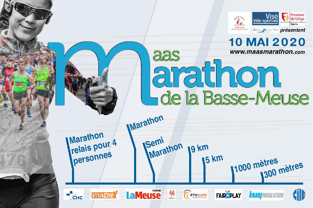 Maasmarathon Visé 2020