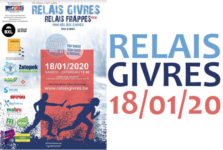 Relais Givrés 2020 Bruxelles