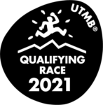 Logo UTMB 2021 EN