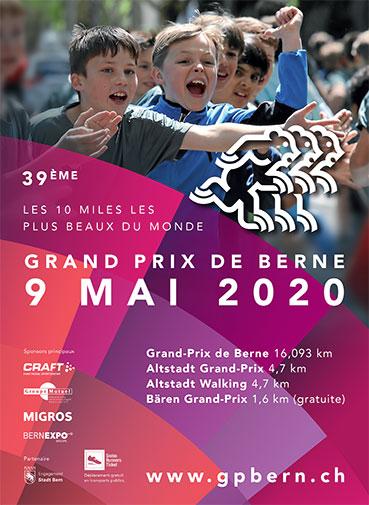 AFFICHE GRAND-PRIX BERNE 2020