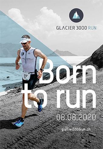 Flyer Glacier 3000 Run 2020