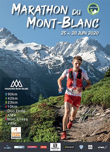 Annonce Marathon Mont-Blanc 2020