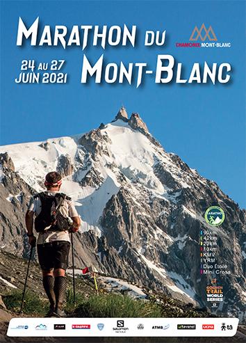 Marathon du Mont-Blanc Annonce 2021
