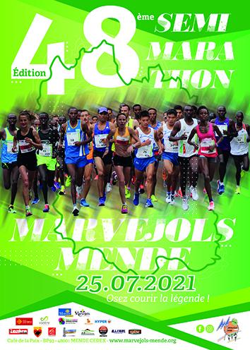 Affiche Marvejols-Mende 2021