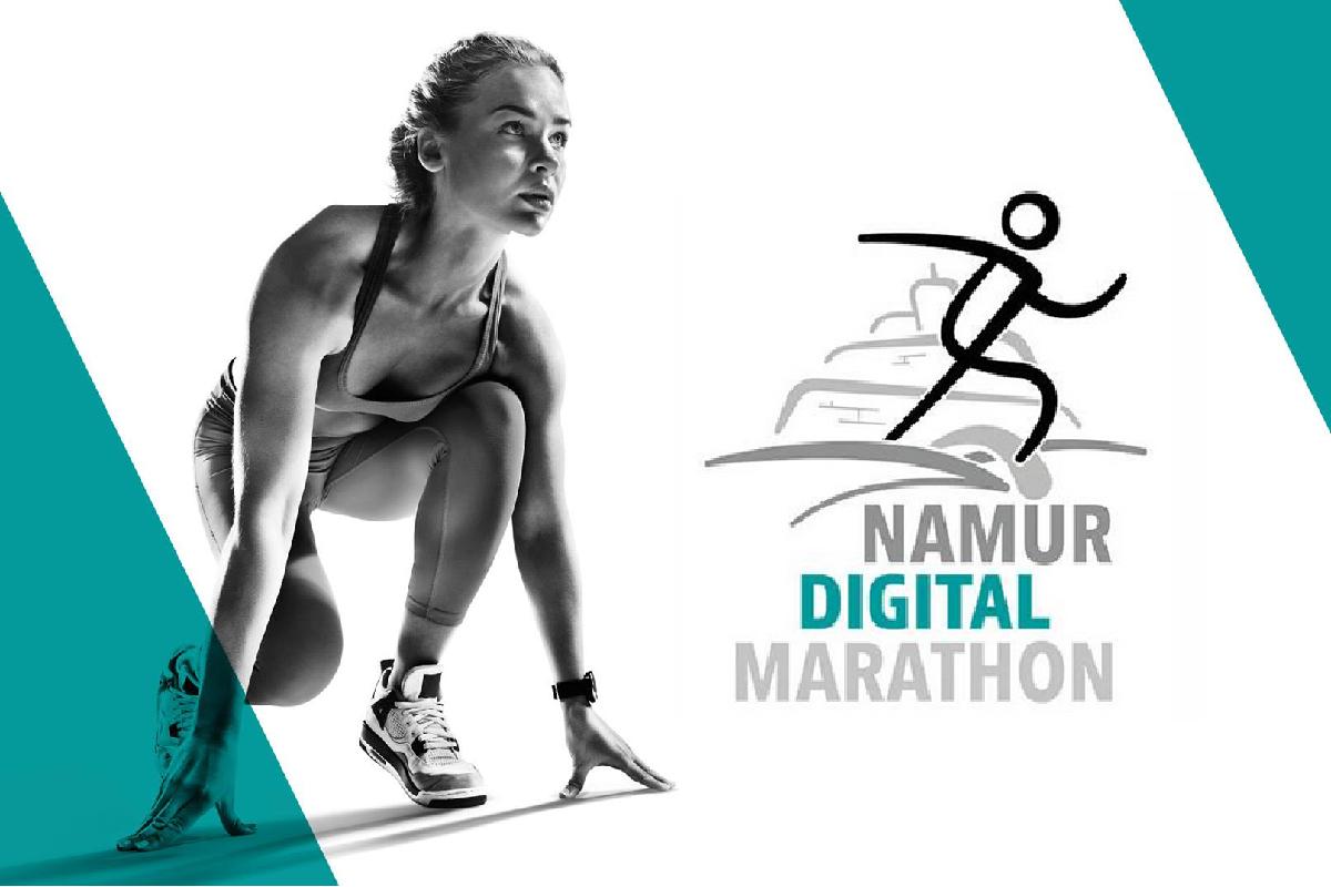 Namen Digitale Marathon 2021