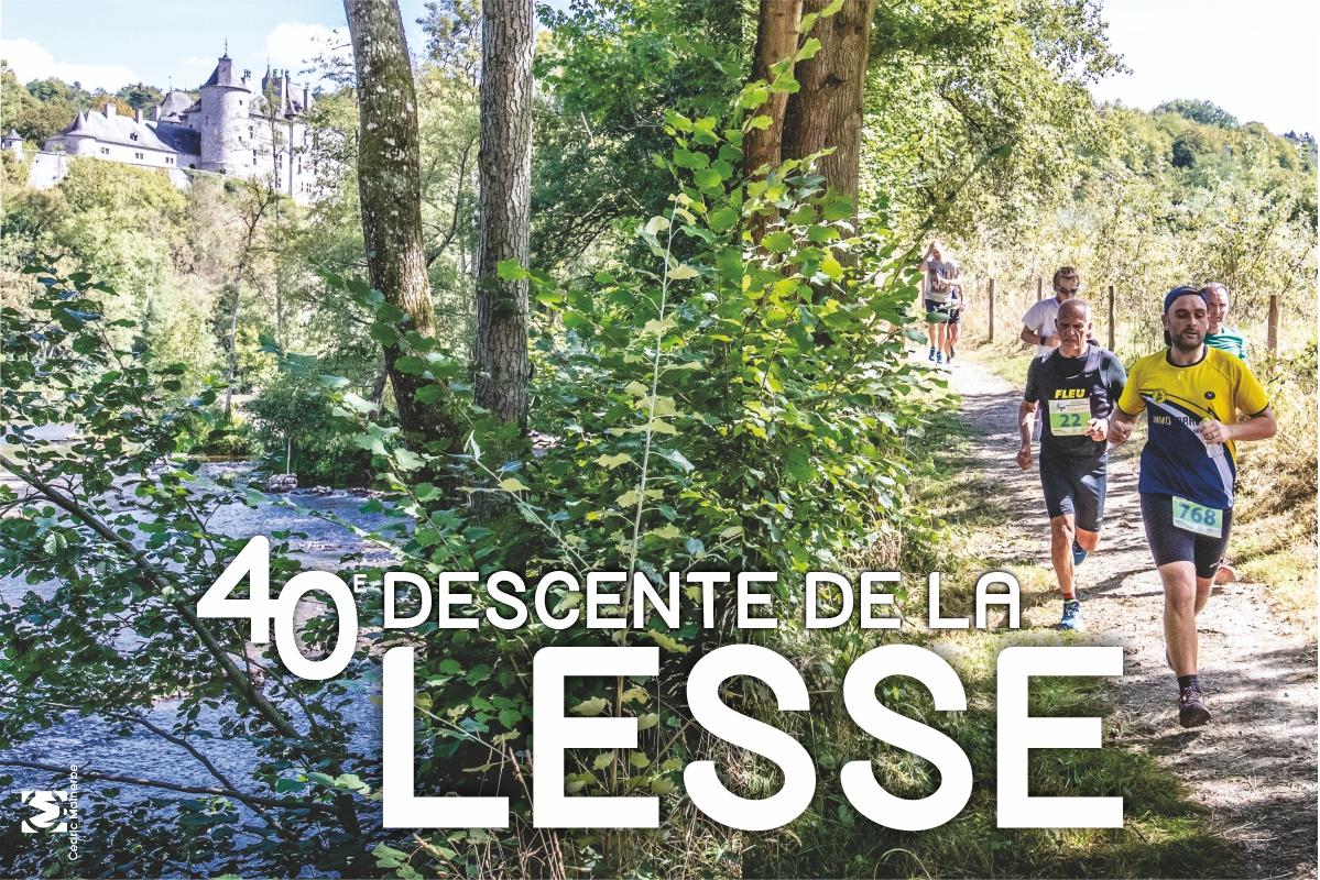 Descente de la Lesse 3/2 2021
