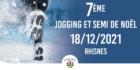 Jogging et Semi de Noël Rhisne