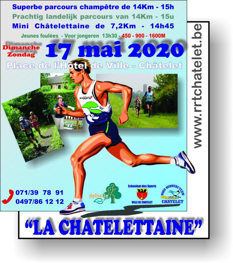 La Châtelettaine Châtelet