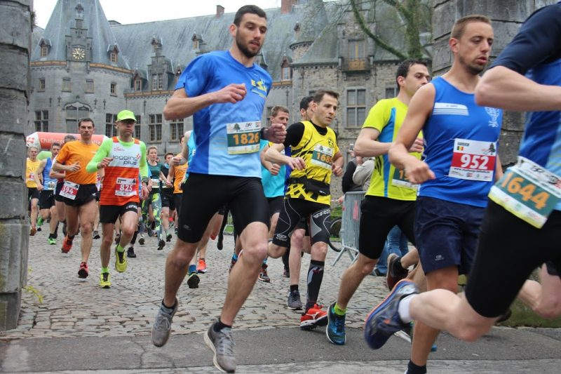 Jogging du Val d'Heure Ham-sur-Heure