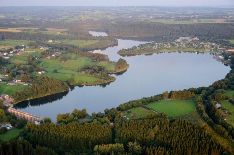 Rund um den See Bütgenbach