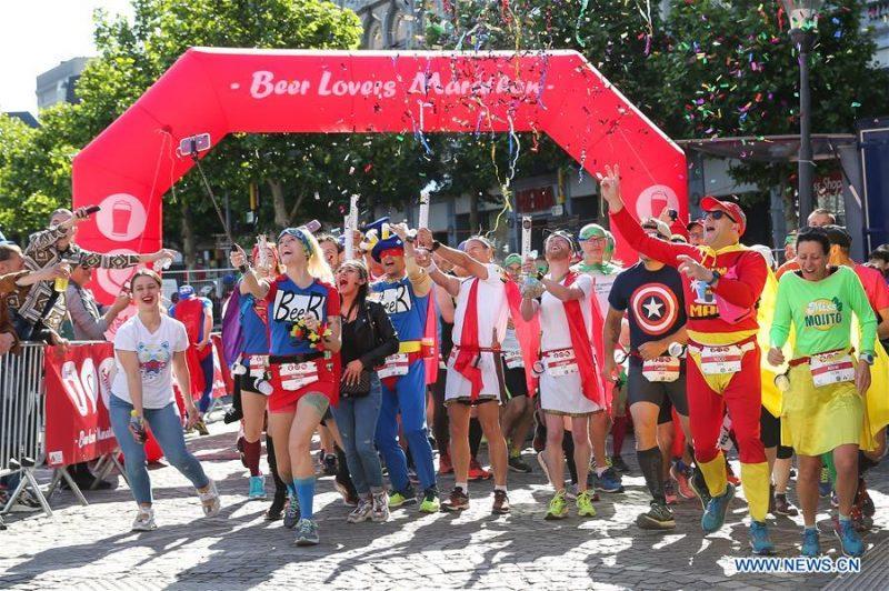 Beer Lovers' Marathon Liège