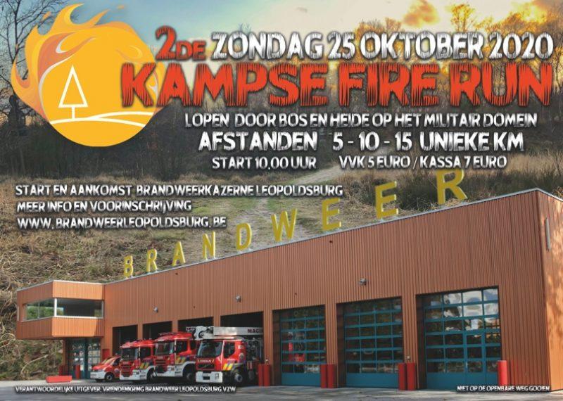 Kampse Fire Run
