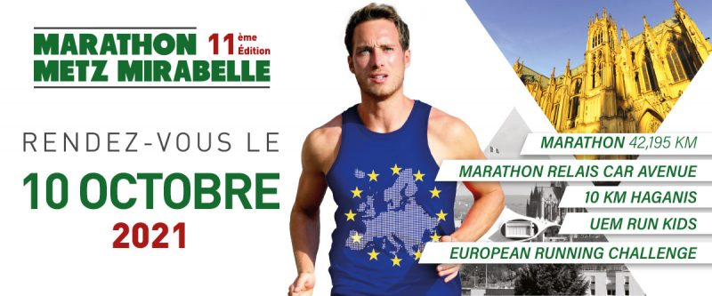 Marathon Metz Mirabelle (FRA)