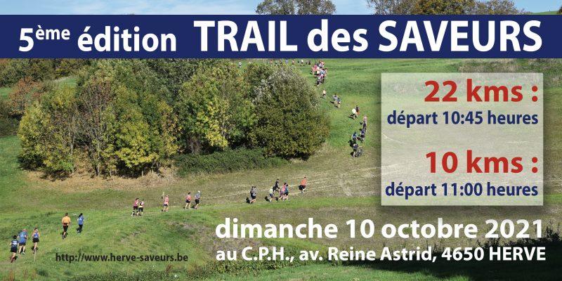 Trail des Saveurs 2021