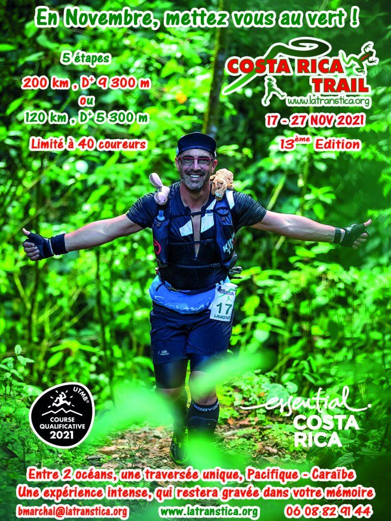 Costa Rica Trail - La Transtica 2021