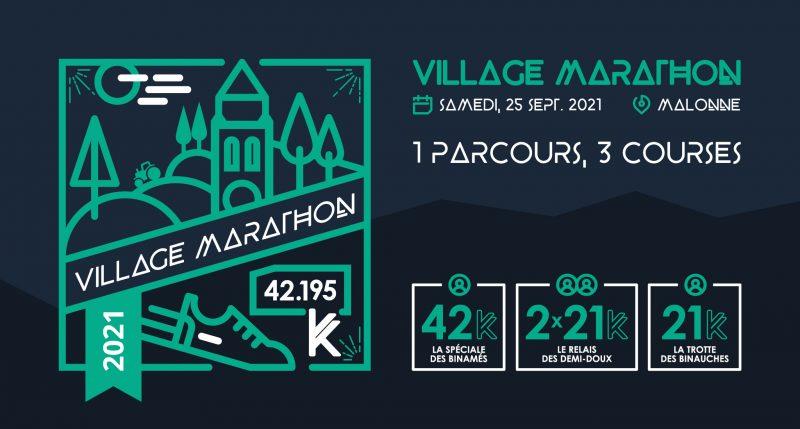 Village Marathon Malonne 2021