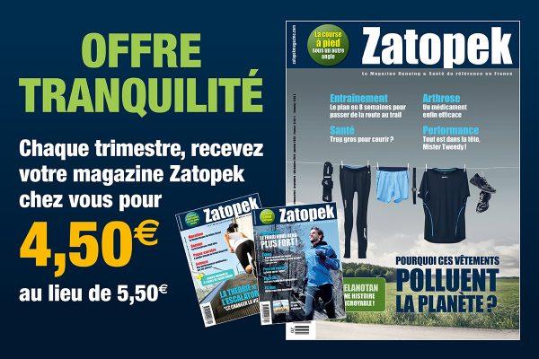 Banner abonnement France