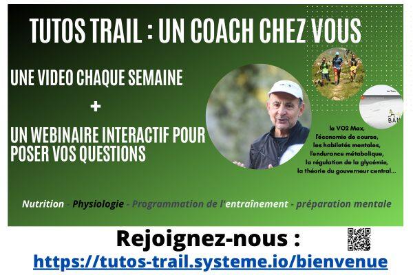Tutos Trail Coach Banfi